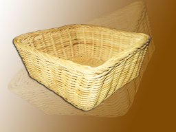 sell rattan basket