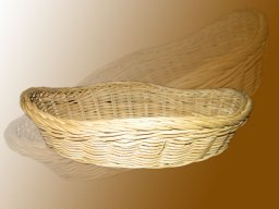rattan basket in indonesia